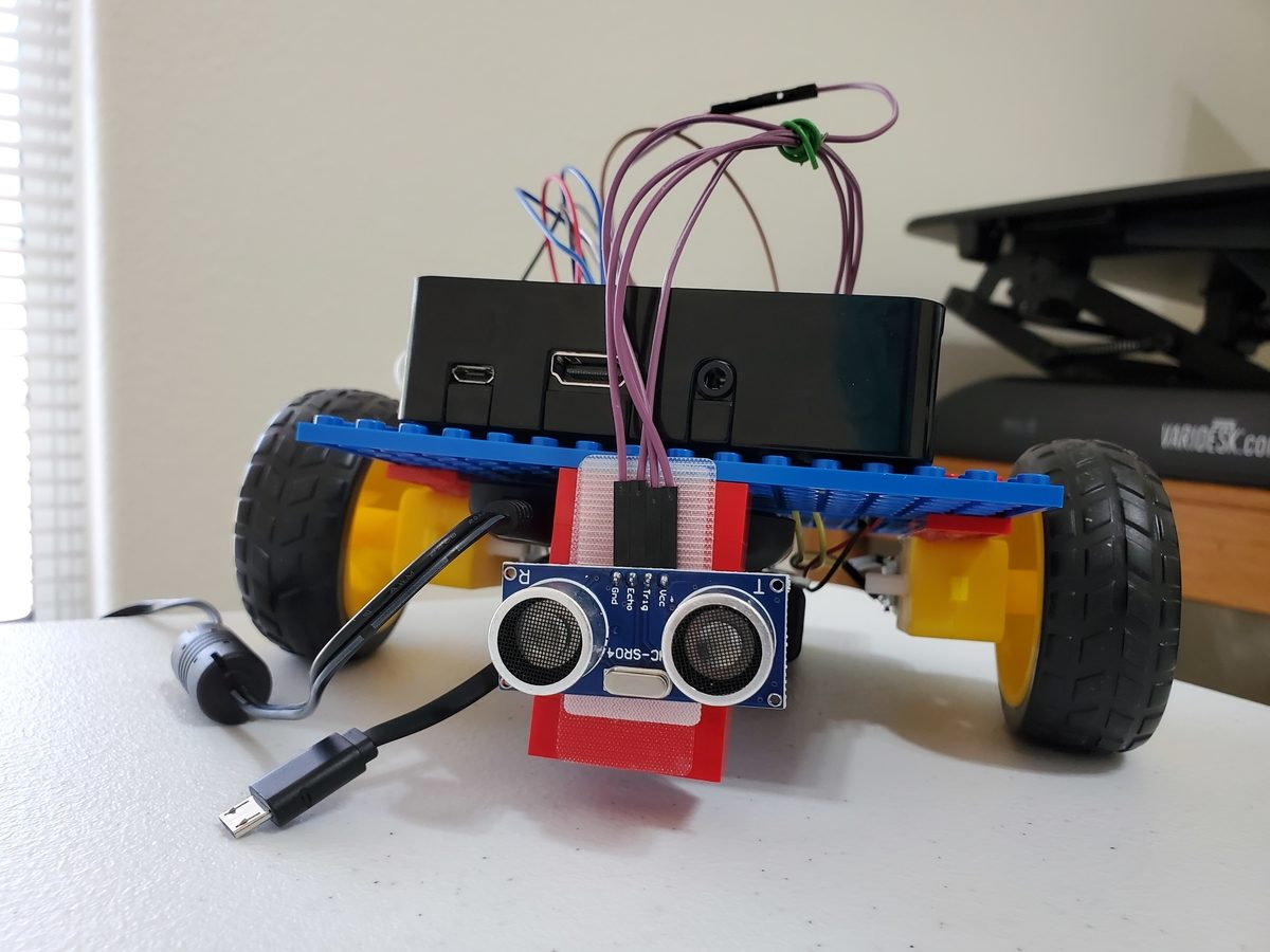 How to Make an Obstacle Avoiding Robot Using Raspberry Pi