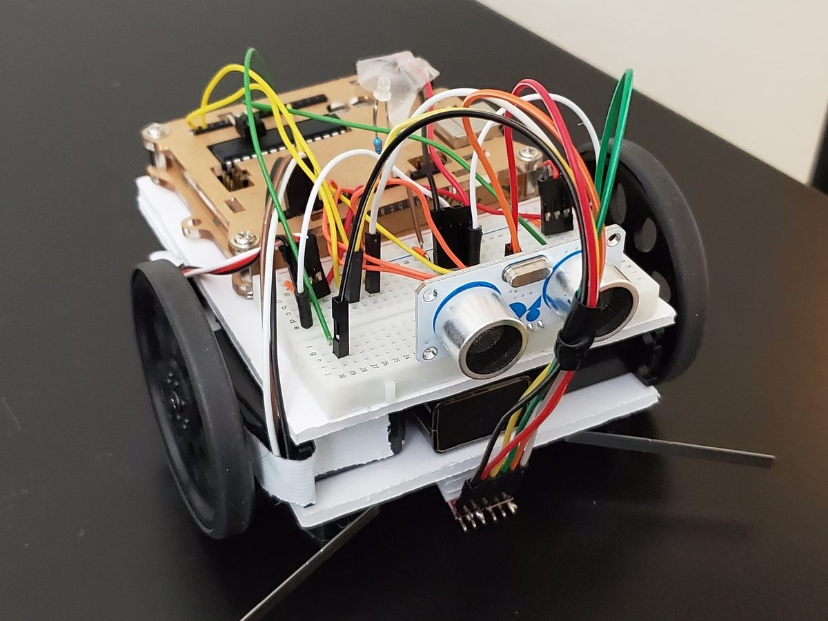 How to Add Lights to a Wheeled Robot | Arduino