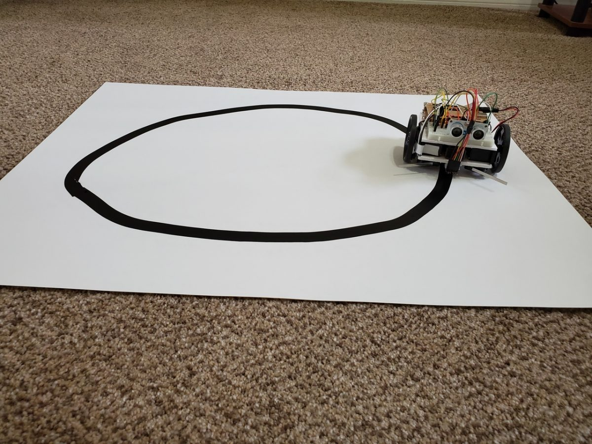 How to Make an Autonomous Line-Following Robot | Arduino