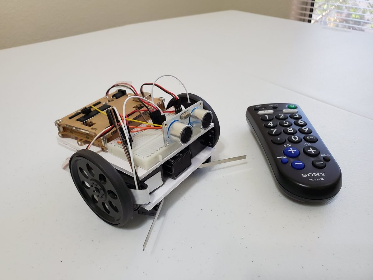 How to Make a Remote Controlled Robot | Arduino