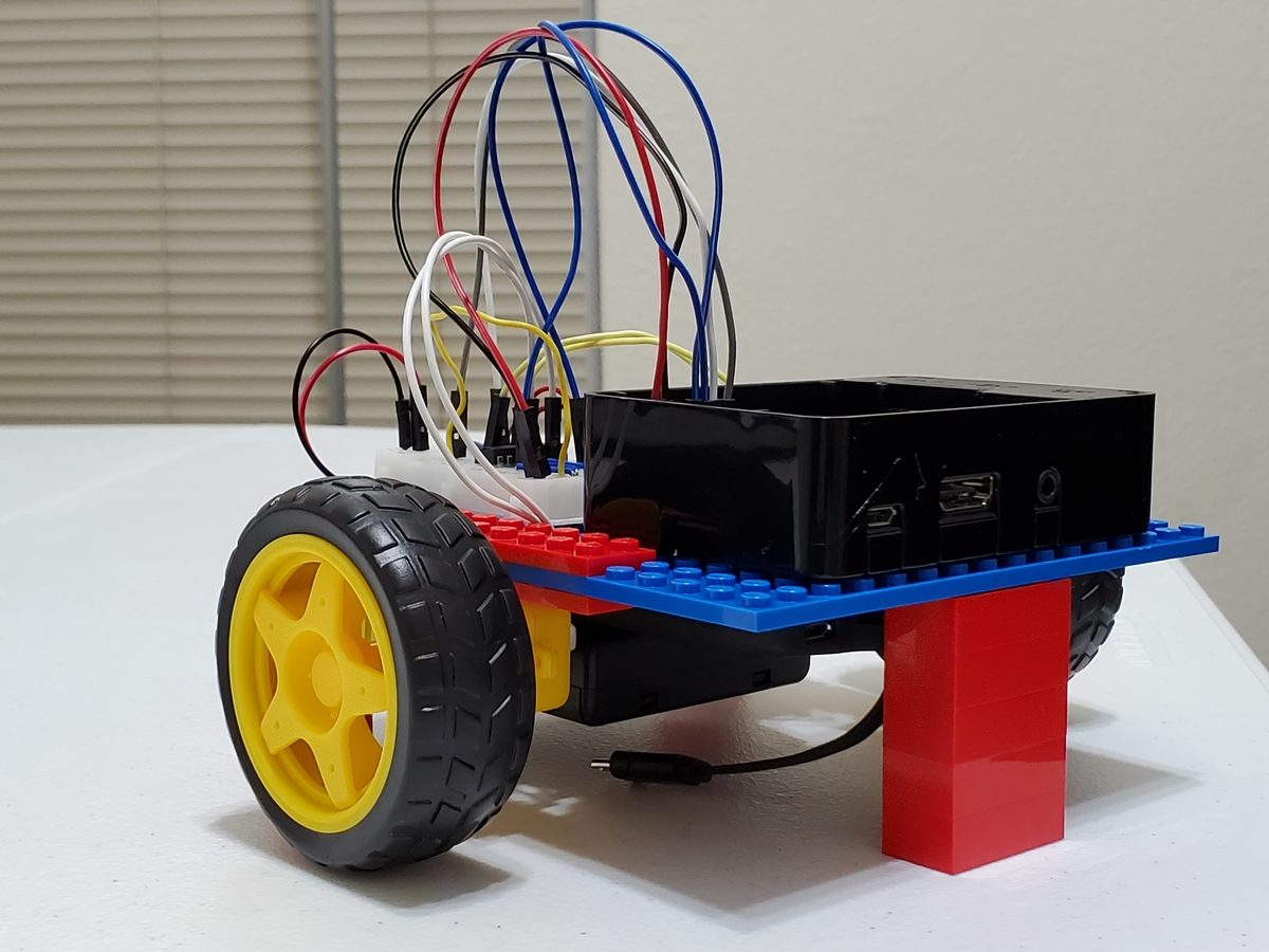 How to Make a Wheeled Robot Using Raspberry Pi