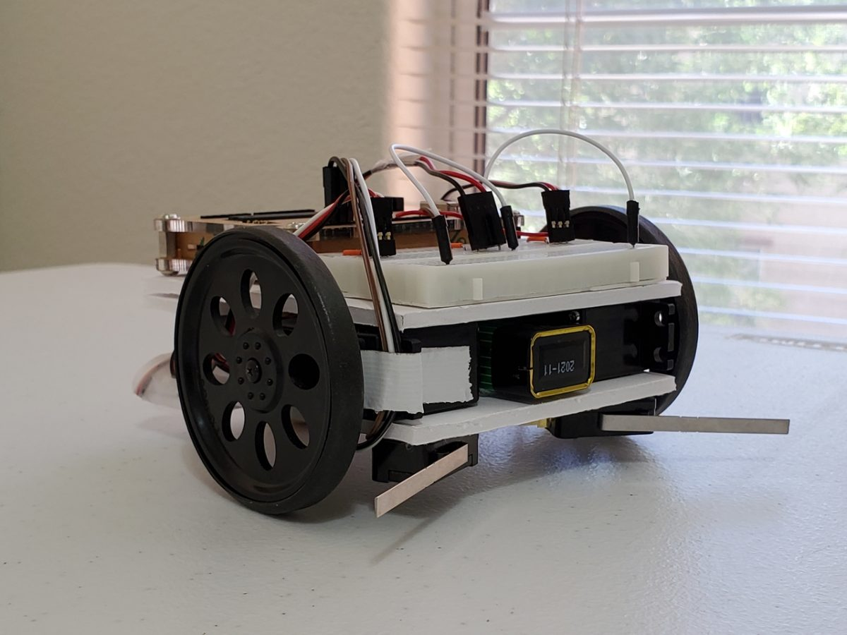 How to Make an Object Detection Robot | Arduino