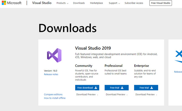visual-studio-community-setup-2