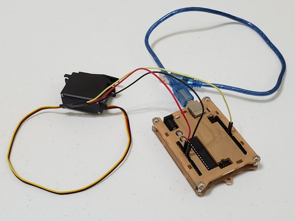 How to Control a Servo Motor Using Arduino – Automatic Addison
