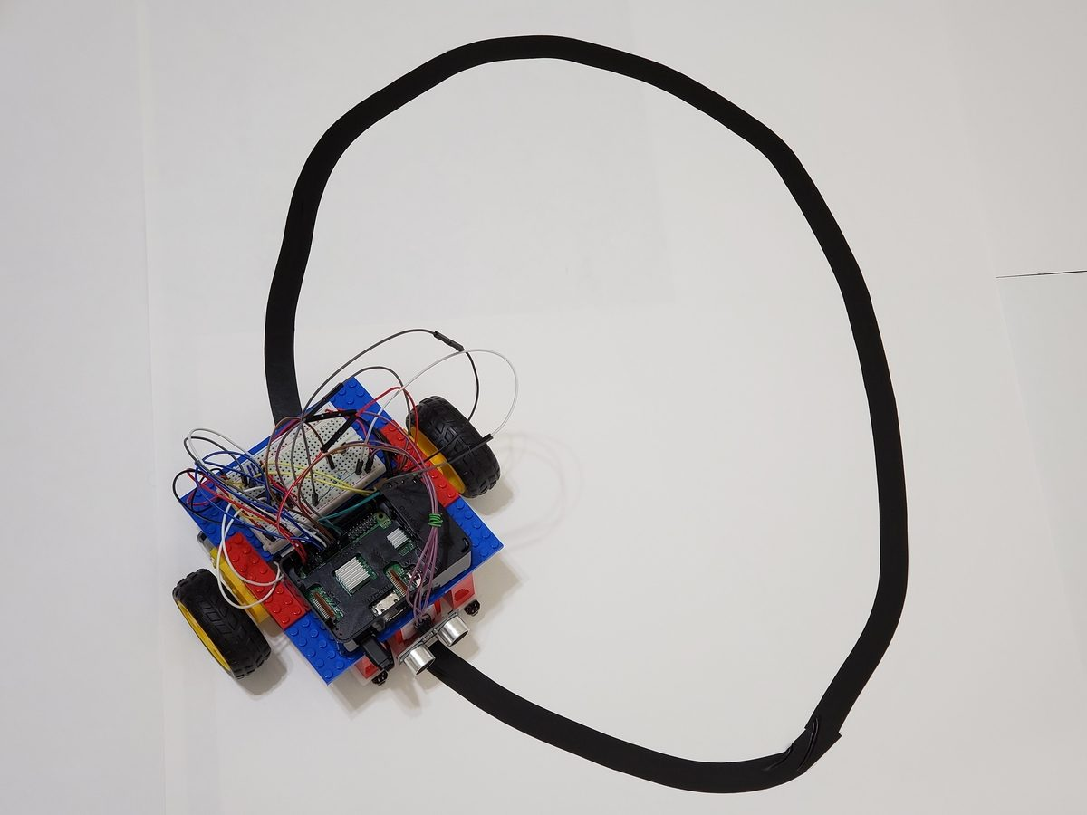 How to Make a Line Following Robot Using Raspberry Pi