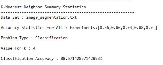 knn_stats
