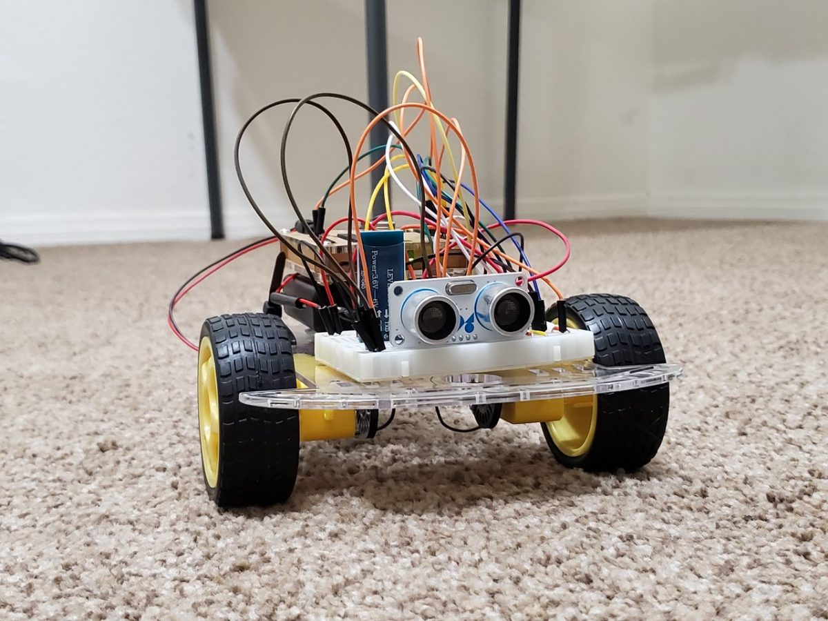 How to Make an Autonomous Wheeled Robot Using ROS