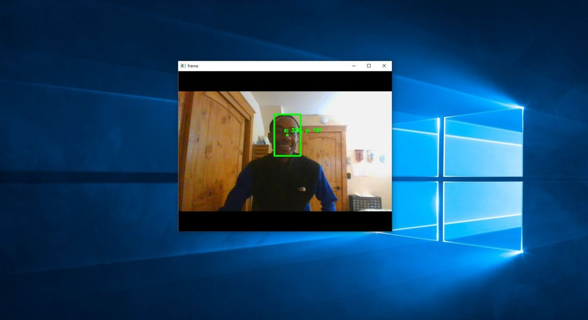 Real-Time Object Tracking Using OpenCV and a Webcam