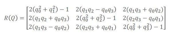 quaternion-to-rotation-matrix