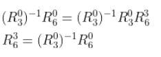 rot-mat-equations