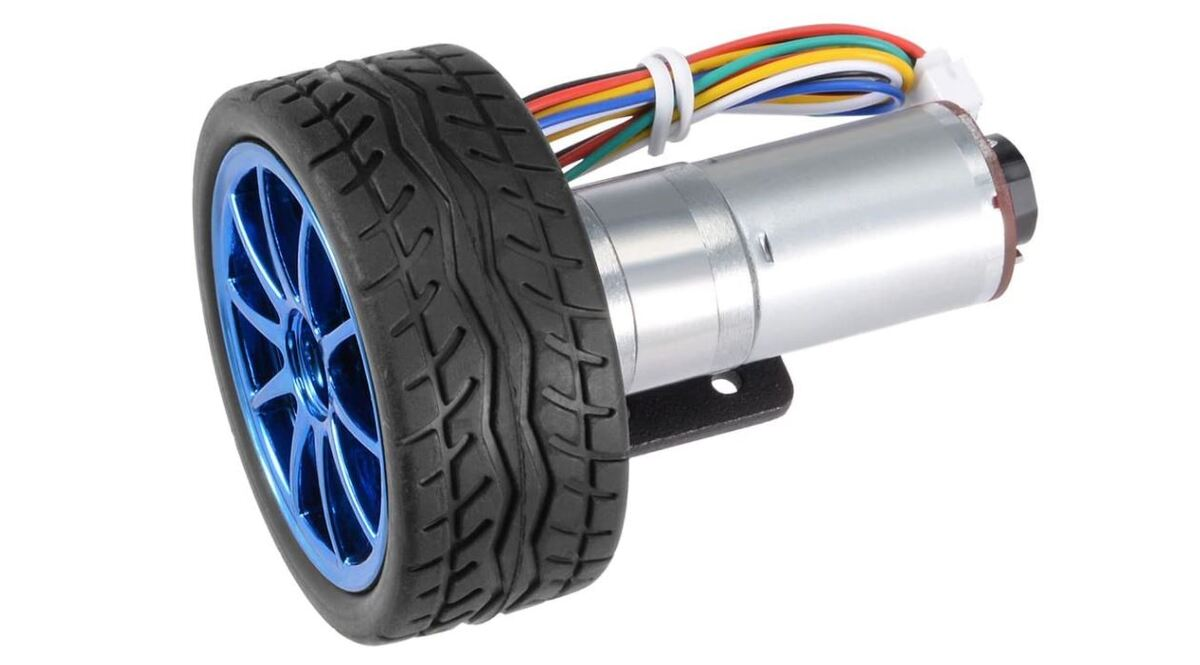 wheel-with-encoder