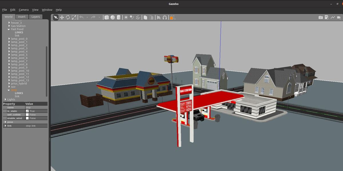 Useful World Files for Gazebo and ROS 2 Simulations