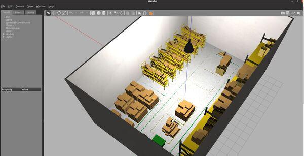 warehouse-world